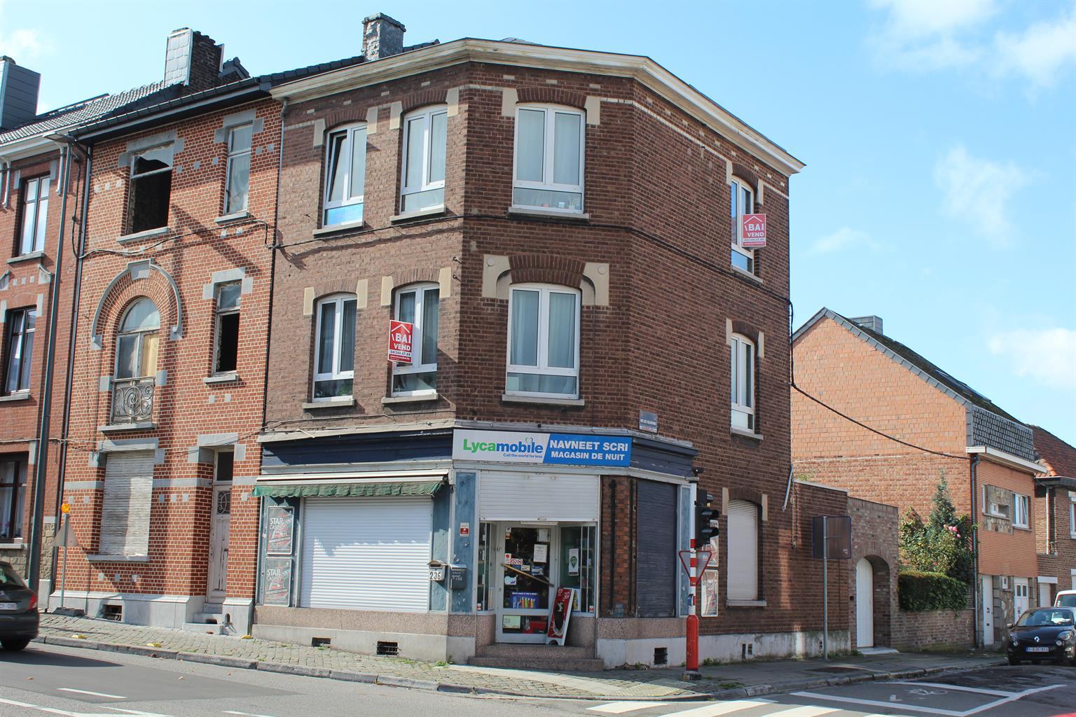 Immeuble mixte - Liège - #3823069-0