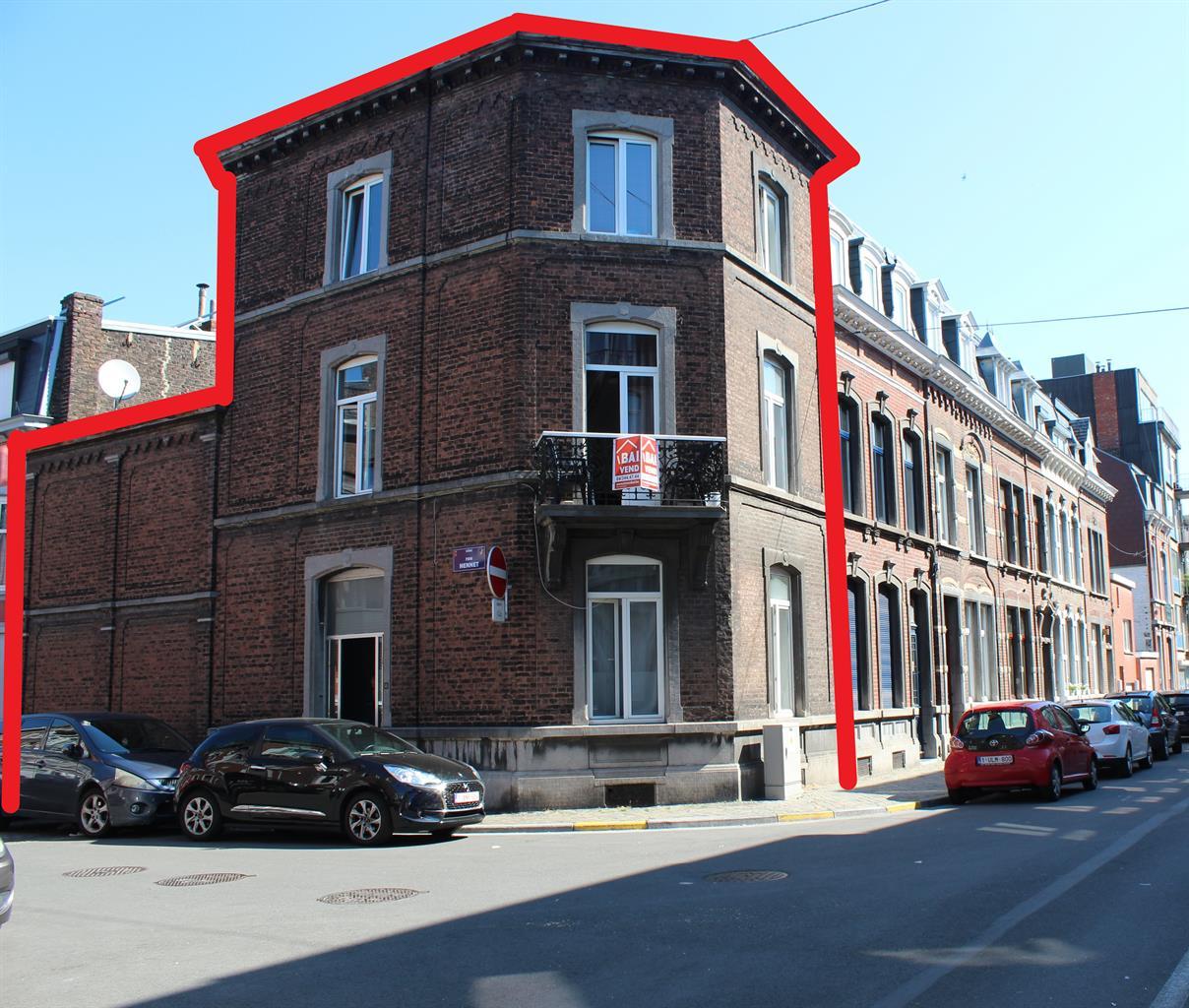 Immeuble à appartements - Liège - #3994241-0