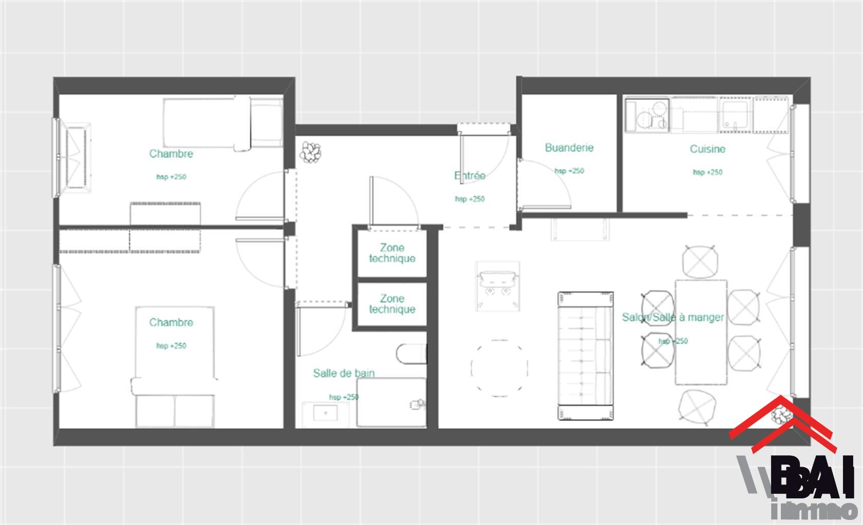 Appartement - Herstal - #4081278-8